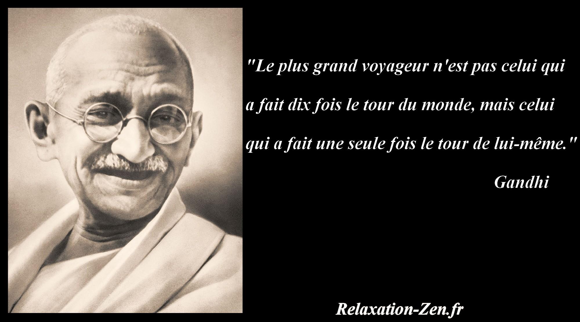Gandhi-relaxation-zen